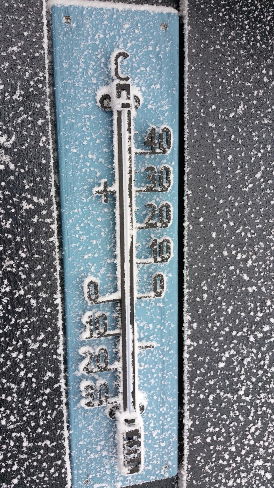 Calo delle temperature nei prossimi giorni