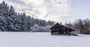 Nei primi giorni di Aprile, Neve sui monti, peggiora in pianura con temporali