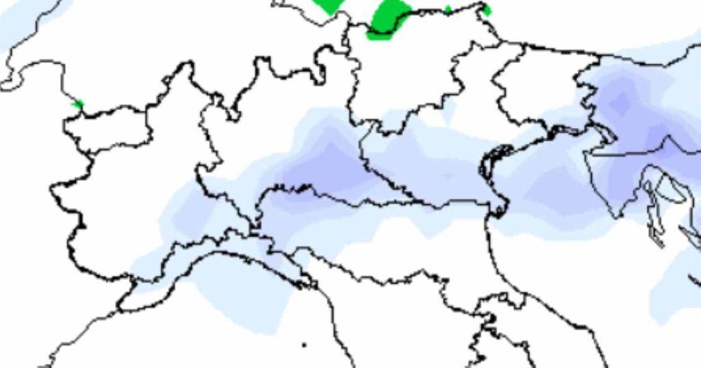 Precipitazioni 03 maggio 2019