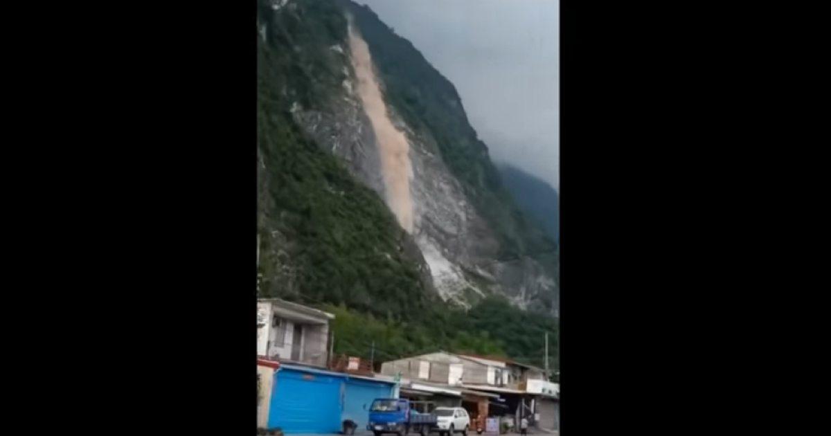 Forte terremoto a Taiwan