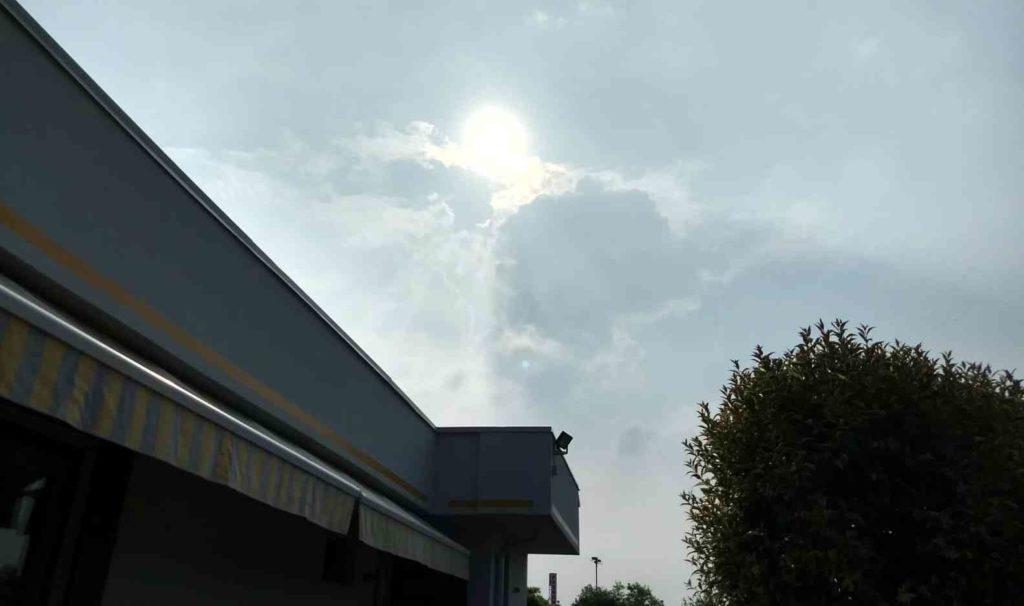 Meteo Cilecca: mattinata del 25 Maggio, i temporali previsti non si sono visti