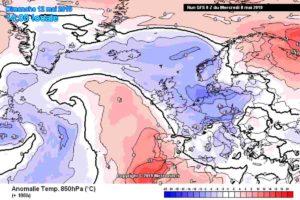 Previsioni Meteo week-end 11-12 Maggio 2019: come sarà?