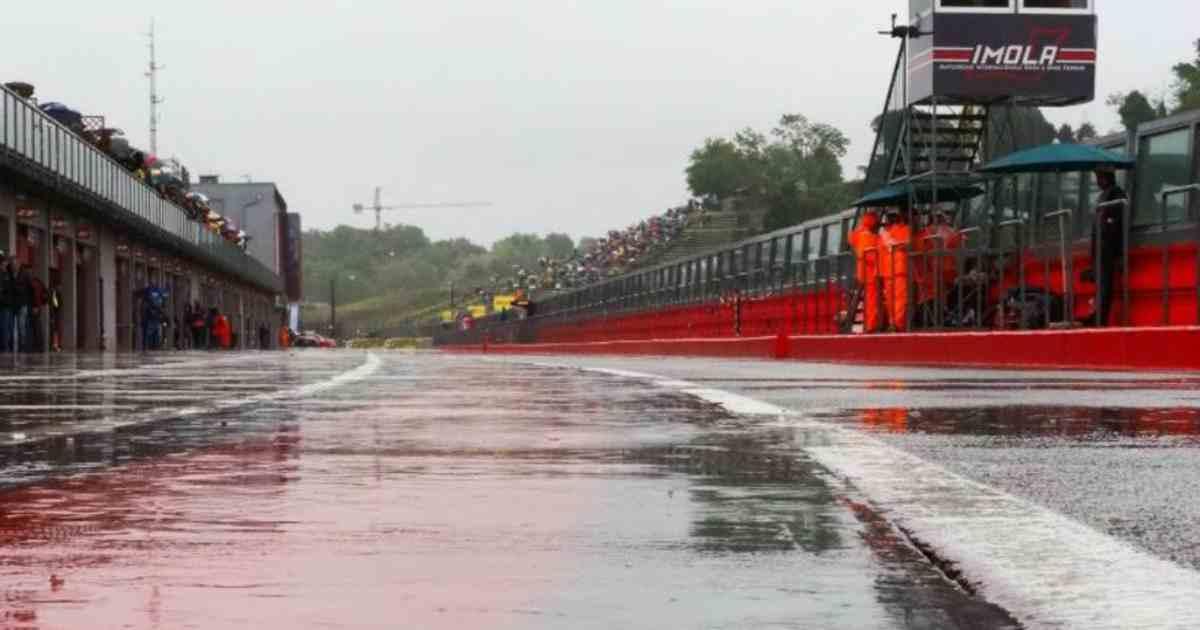 Meteodrome e le previsioni meteo per il Gran Premio d'ITALIA della SBK