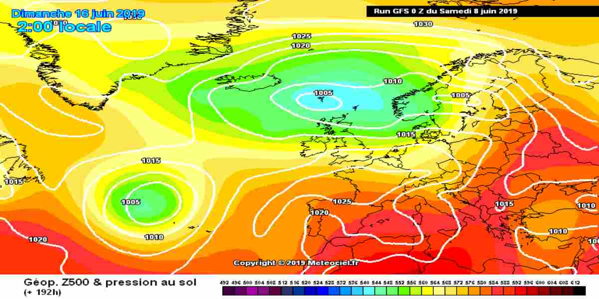Previsioni Meteo Giugno 2019: qualcosa di strano in questo inizio d'estate