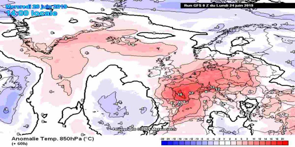 Giugno 2019: Afa e Super caldo in arrivo, ecco dove picchieranno duro