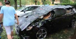 Giugno 2019: Grandine devasta Modena, aveva ragione Estofex (Il Video)