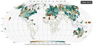 Trend climatico 2019: eventi estremi e riscaldamento globale