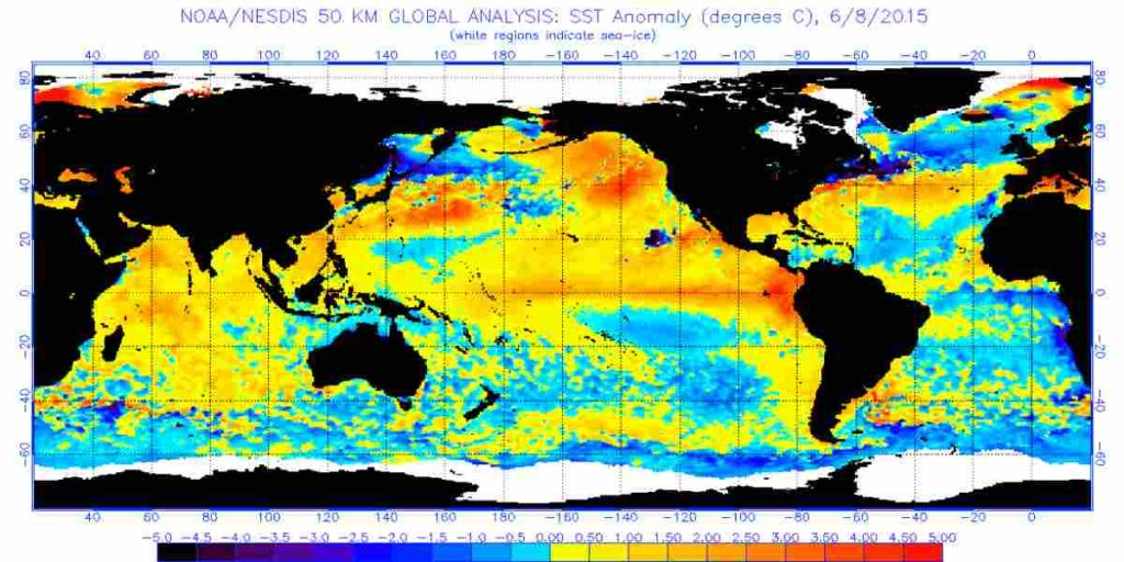 Estate 2019: caldo e temperature dei mari, sarà un'estate da ricordare?