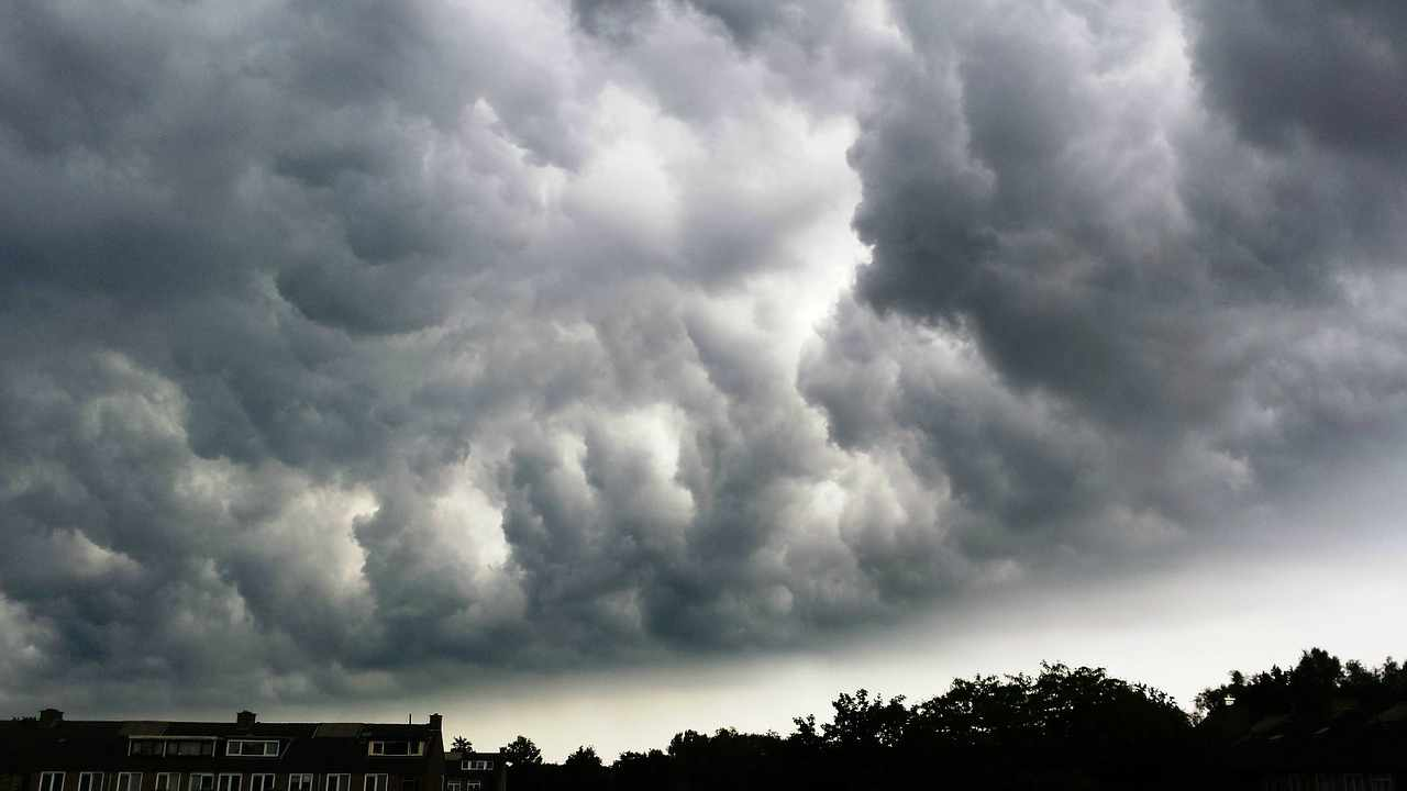 Meteo 3-4 Luglio 2019: Prossime Ore a rischio con forti temporali in arrivo