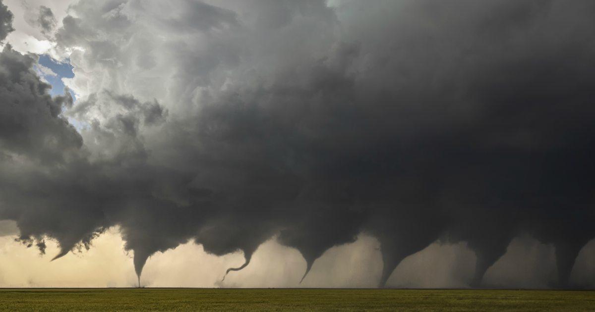 Allerta Meteo Ultimo Week-End di Luglio 2019: le zone a maggior rischio