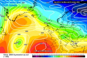 Meteo Novembre 2019: sarà un inizio mese freddo e perturbato?