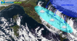 Meteo: Adriatic Sea-Effect Snow cos'è e quando si verifica?