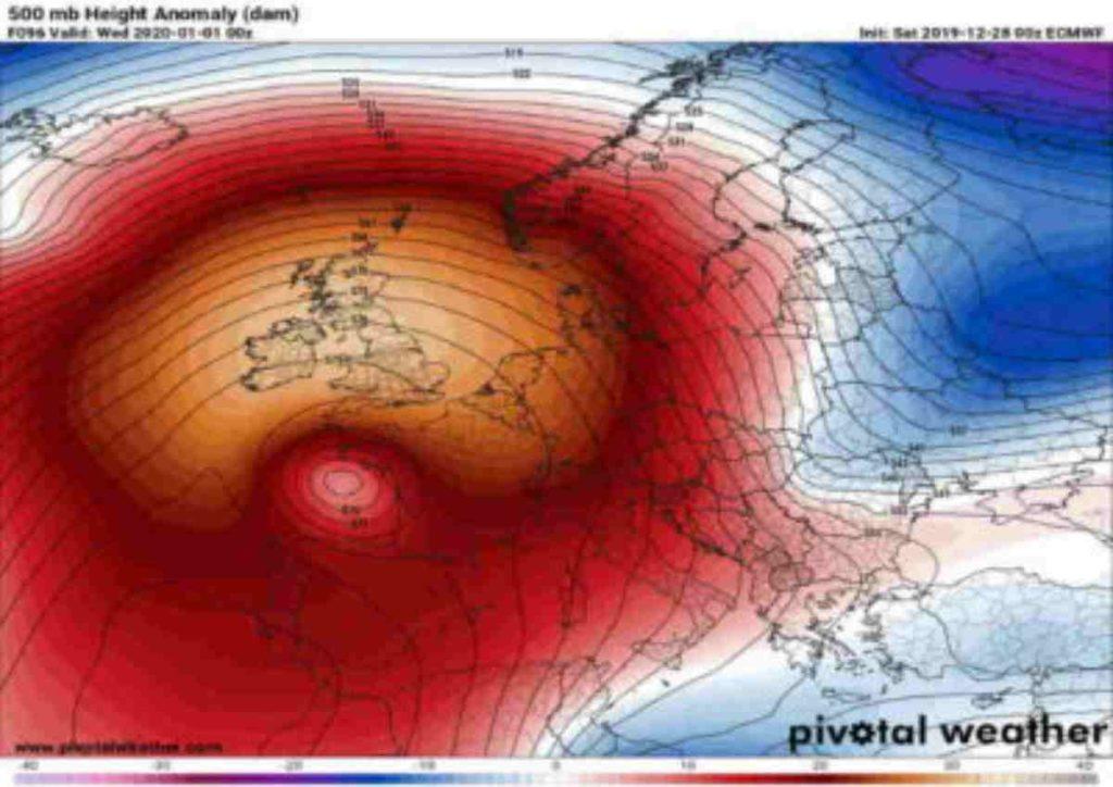 Meteo Italia Capodanno 2020: freddo e poi più stabile; a quando la svolta?