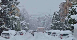 Meteo: Neve in arrivo nelle prossime ore, quali le regioni interessate?