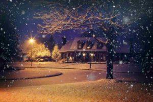 Previsioni Meteo 9-15 Dicembre 2019: rischio neve più concreto, i dettagli