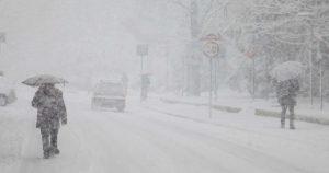 Previsioni Neve Gennaio 2020: maltempo in arrivo, ecco dove