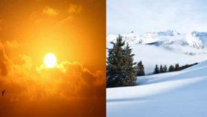 Meteo Febbraio 2020: Inverno anomalo, dalla primavera alla neve in 24 ore