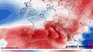 PREVISIONI METEO ITALIA: ONDATA DI CALDO IN ARRIVO, FINO A +20°C!