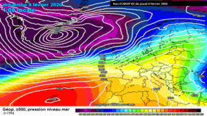 Meteo WEEKEND 8-9 Febbraio 2020: tra anticiclone e qualche insidia