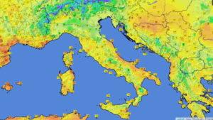 Meteo Inverno 2020: caldo anomalo, attesi oltre +20°C, poi arriva la neve!