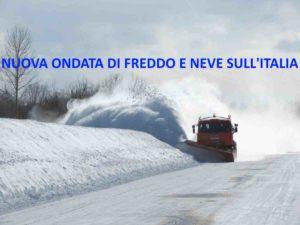 METEO: Nuova ONDATA fredda sull'ITALIA tra MARZO e APRILE 2020?