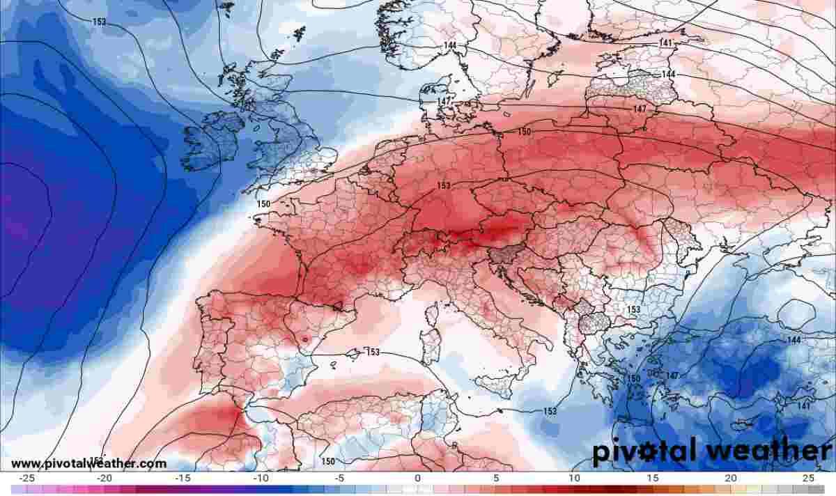 Meteo 16-20 Marzo: Anticiclone e TEMPERATURE in AUMENTO, ma poi?