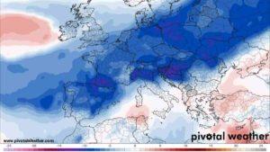 METEO ITALIA: dal 30 Marzo tornano FREDDO e NEVE!