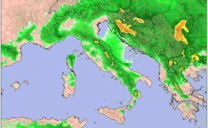 NEVE in ITALIA: in arrivo a ridosso della COSTE, ecco dove