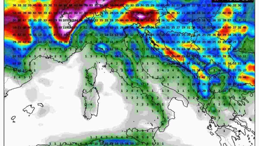 Previsioni Meteo fine Aprile 2020: PIOGGE e TEMPORALI su molte regioni, ecco quali