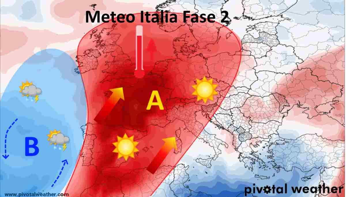 Meteo FASE 2 Italia: dal 4 Maggio 2020 che tempo ci attende?