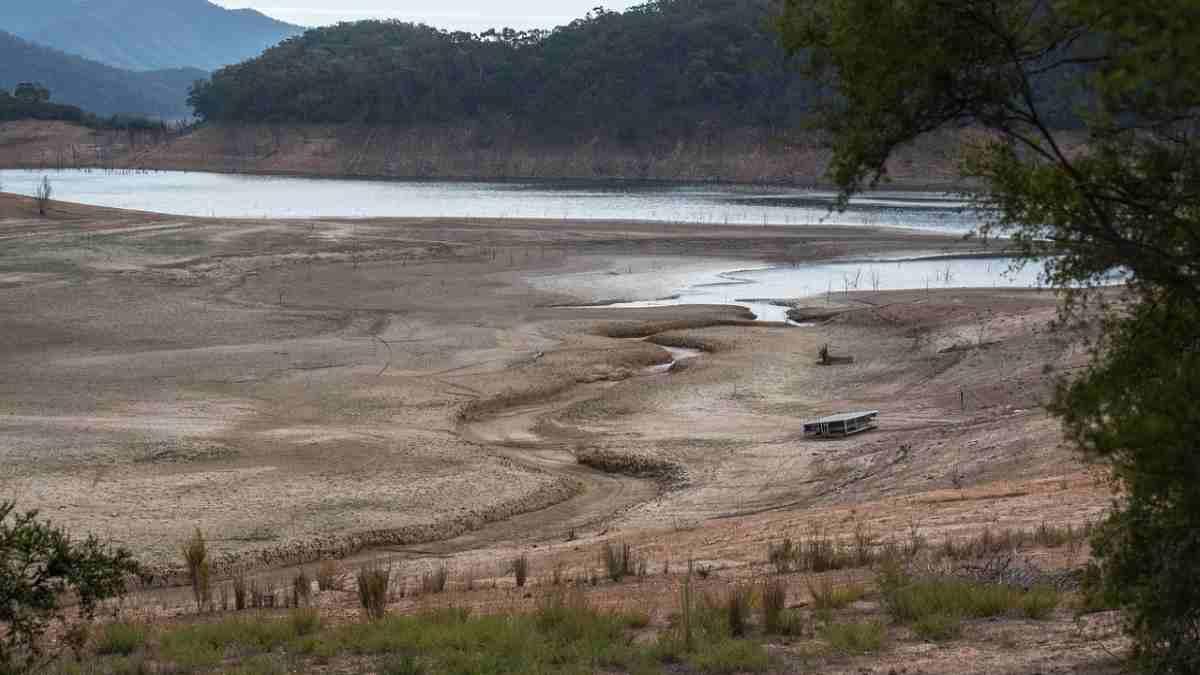 METEO SICCITÀ APRILE 2020: fiumi e laghi in secca su tutta l'Italia fino al 70%