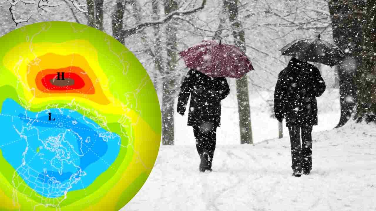 Meteo Febbraio 2021: Scenari Estremi a Lungo Termine, che cosa si sa