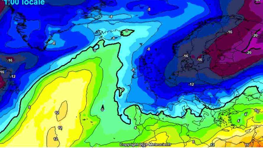Meteo Inizio Marzo: di nuovo il Grande Gelo, ma riuscirà a raggiungerci?