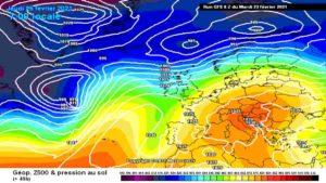 Meteo Fine Febbraio 2021: tempo stabile, ma qualcosa sta cambiando