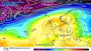 Meteo ultimo Week-end di Febbraio 2021: Bel tempo ma più fresco e poi?