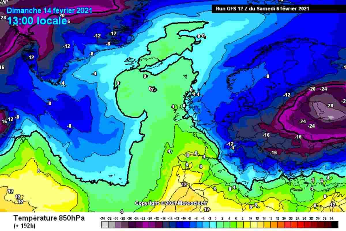 Meteo: Si Riaffaccia l'Ipotesi di una Forte Ondata di Gelo sull'Italia