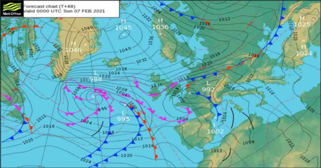 Meteo 6-7 Febbraio: la Situazione si Sblocca, tornano Pioggia e Neve