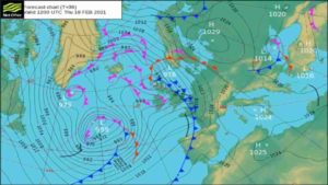 Meteo 18-19 Febbraio 2021: Quasi Primavera; KO definitivo dell'Inverno?