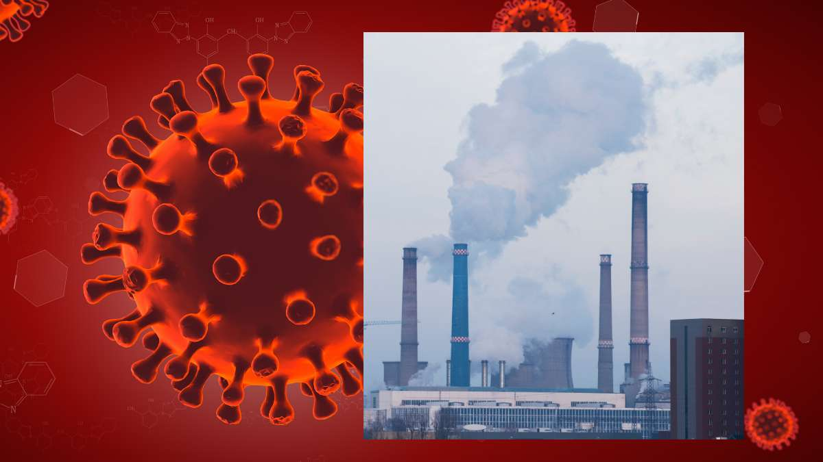 COVID-19 e Inquinamento; risultati sorprendenti da un nuovo studio