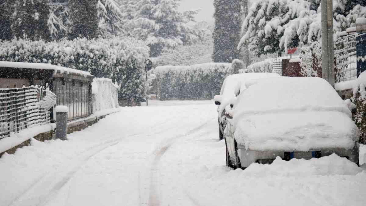 Meteo: Neve al Nord Venerdì 19 Marzo? Per ora i modelli sono discordanti